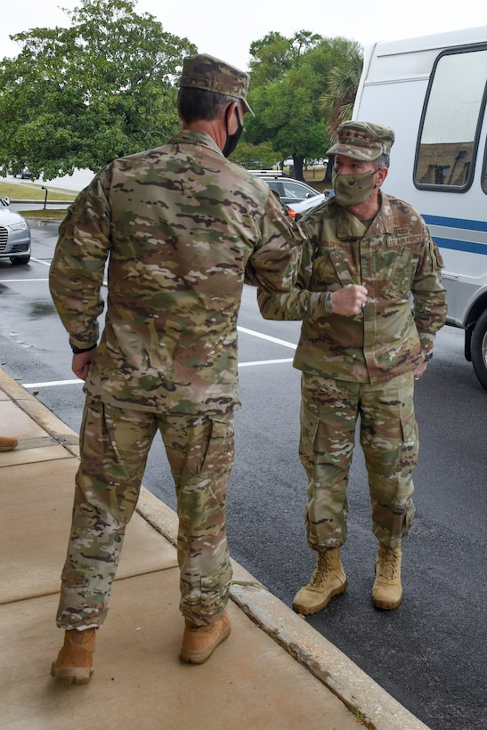 CSAF visit to TF-Southeast