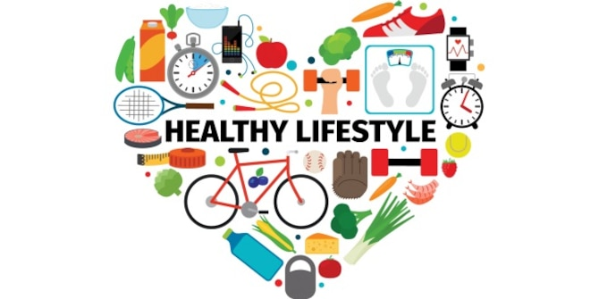 Combining healthy diet, exercise and sleep habits is the key to an overall healthful lifestyle, something that is paramount in many people's minds during the ongoing pandemic.