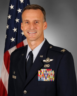 Bio Photo Col. Joseph H. Stepp IV