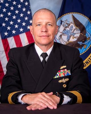 Rear Adm. Jason Lloyd, USN Deputy Commander for Ship Design, Integration and  Engineering, SEA-05, Naval Sea Systems Command
