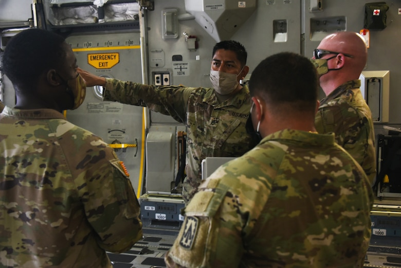 164th provides airframe for training