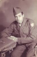 Lucian J. Henderson, probably 1945-46