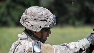 U.S. Army Europe Best Warrior Competition 2020