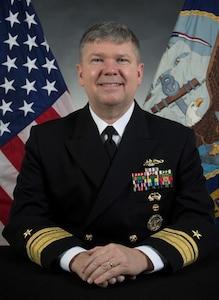 Rear Adm. Thomas E. Ishee, J3 Director, Global Operations