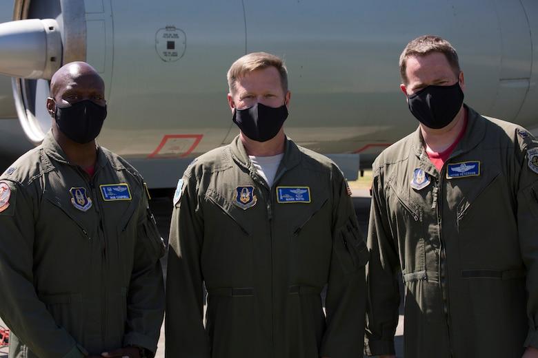 three pilots