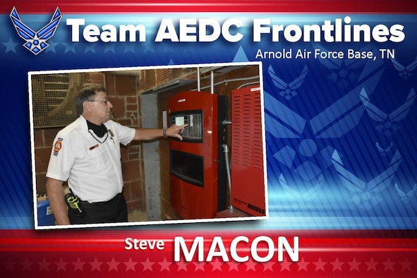 Steve Macon (U.S. Air Force graphic)