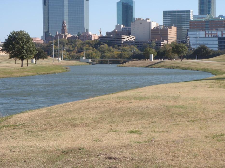 Fort Worth Floodway, Flood Risk Management Project, West Fork Trinity River.