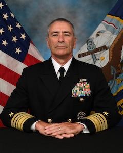 Vice Admiral Roy Kitchener