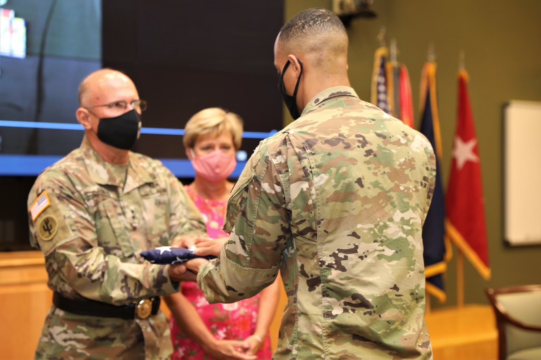 81st Readiness Division's virtual farewell brings 'Family' together