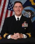 Rear Admiral Fredrick Luchtman