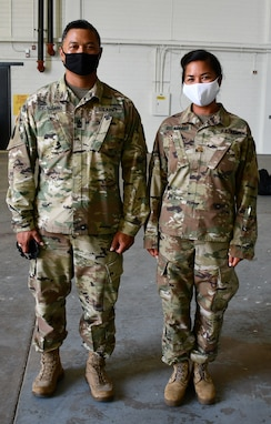 Fort Bragg-based Army Reserve Medical Command UAMTF supports federal response to COVID-19 pandemic