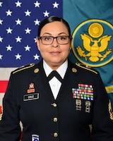 AFSBn-Bragg MSG Wanda M. Cruz-Santana