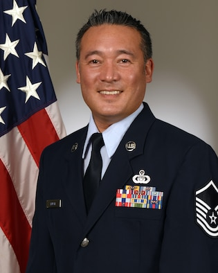 Official Photo Master Sergeant Patrick Brush