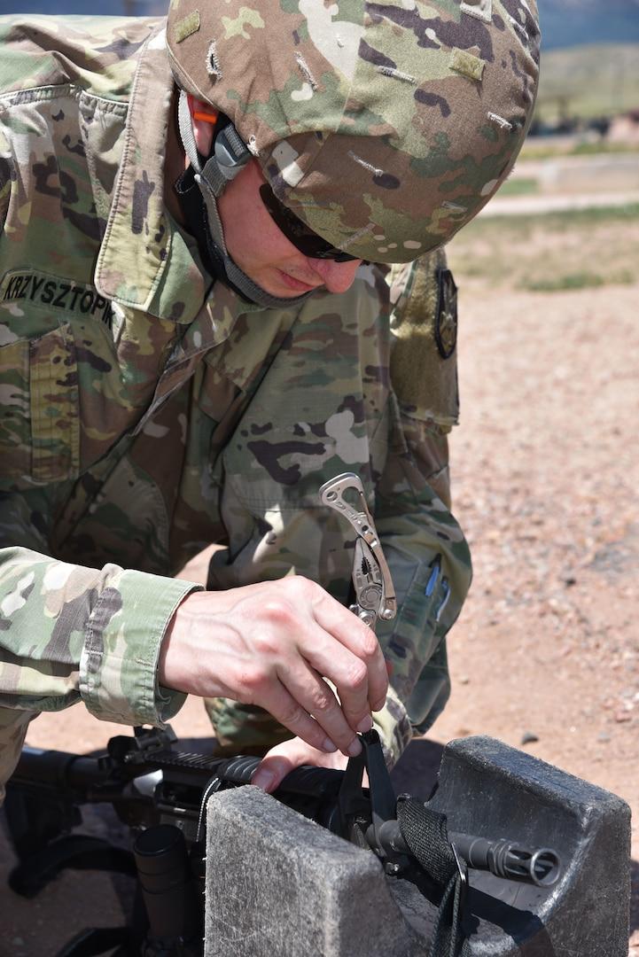 Despite COVID-19, Army Reserve space warriors train to fight