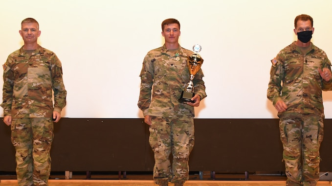 Air Defense dominates the USAREUR Best Warrior Soldier Category' two years running