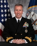 Rear Admiral Brian Fort