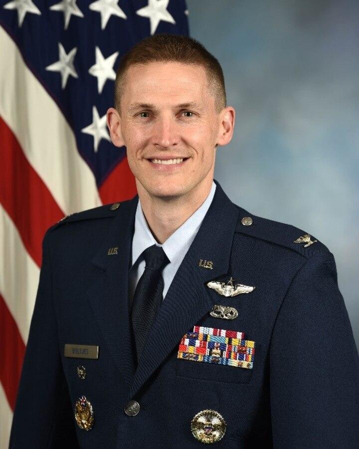 Col. Travis Boltjes