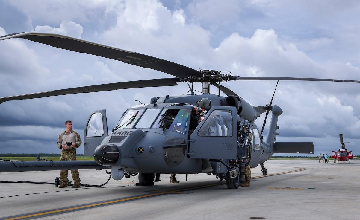 HH-60W Jolly Green II preflight photo essay