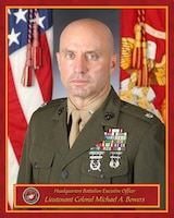 Lieutenant Colonel Michael A. Bowers bio photo