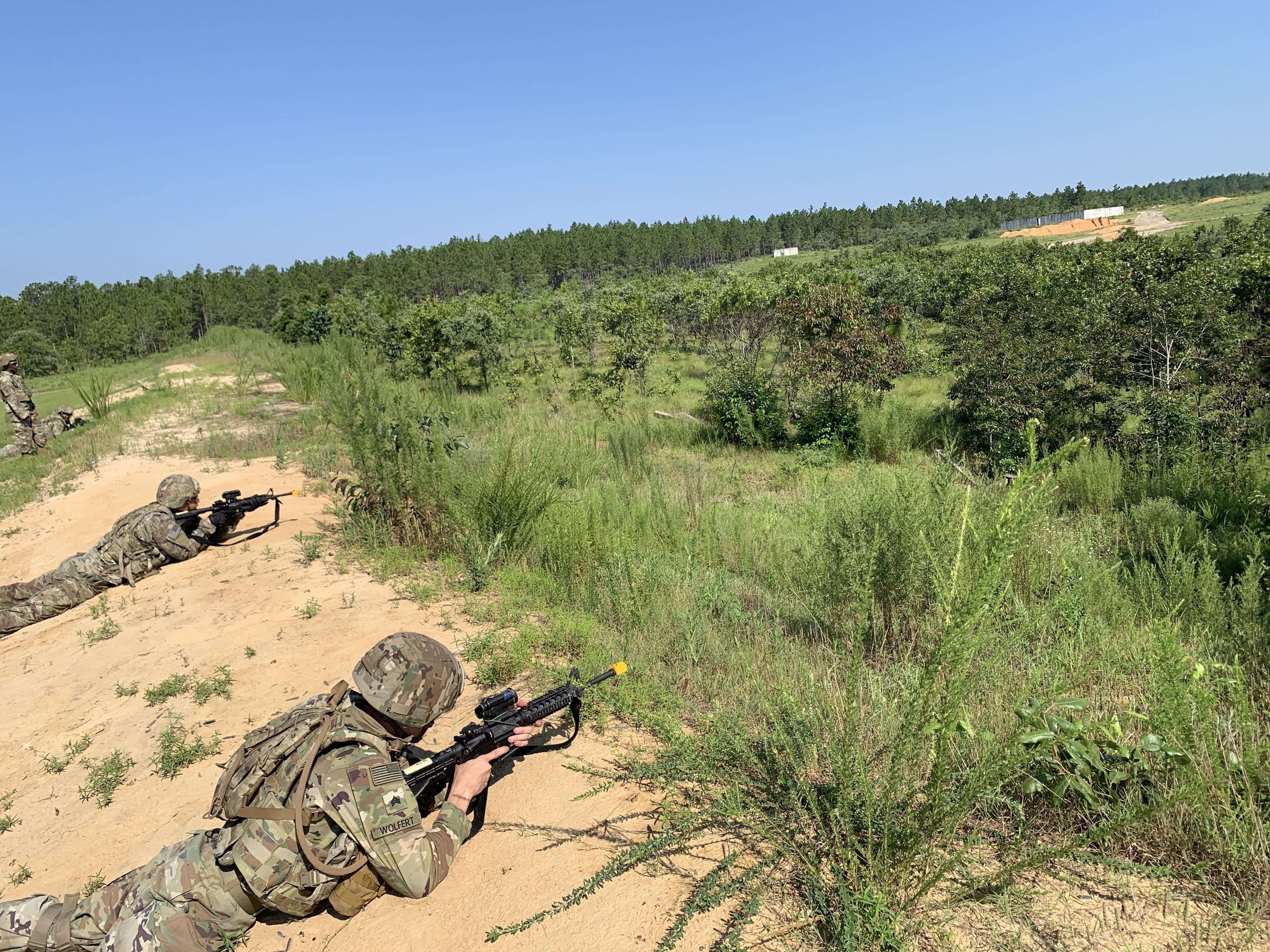 US Army 173rd Airborne Brigade Showcase Fighting
