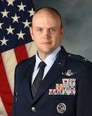 Col Graham's Official photo taken at Cannon AFB