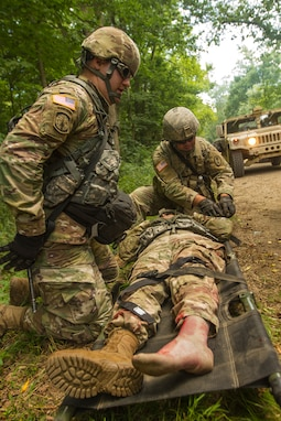 Operation Spartan Shield prepares unit medically and logistically