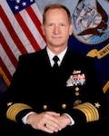 Vice Admiral John Mustin