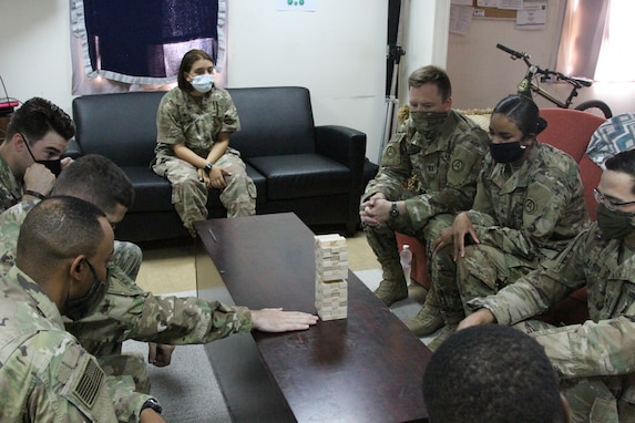 327th Medical Detachment teaches Soldiers the BASICS