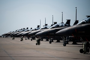 F-15Es stay safe at Tyndall