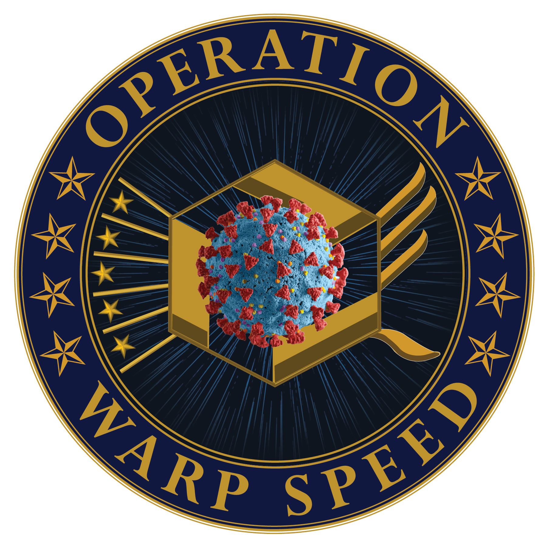 Coronavirus: Operation Warp Speed