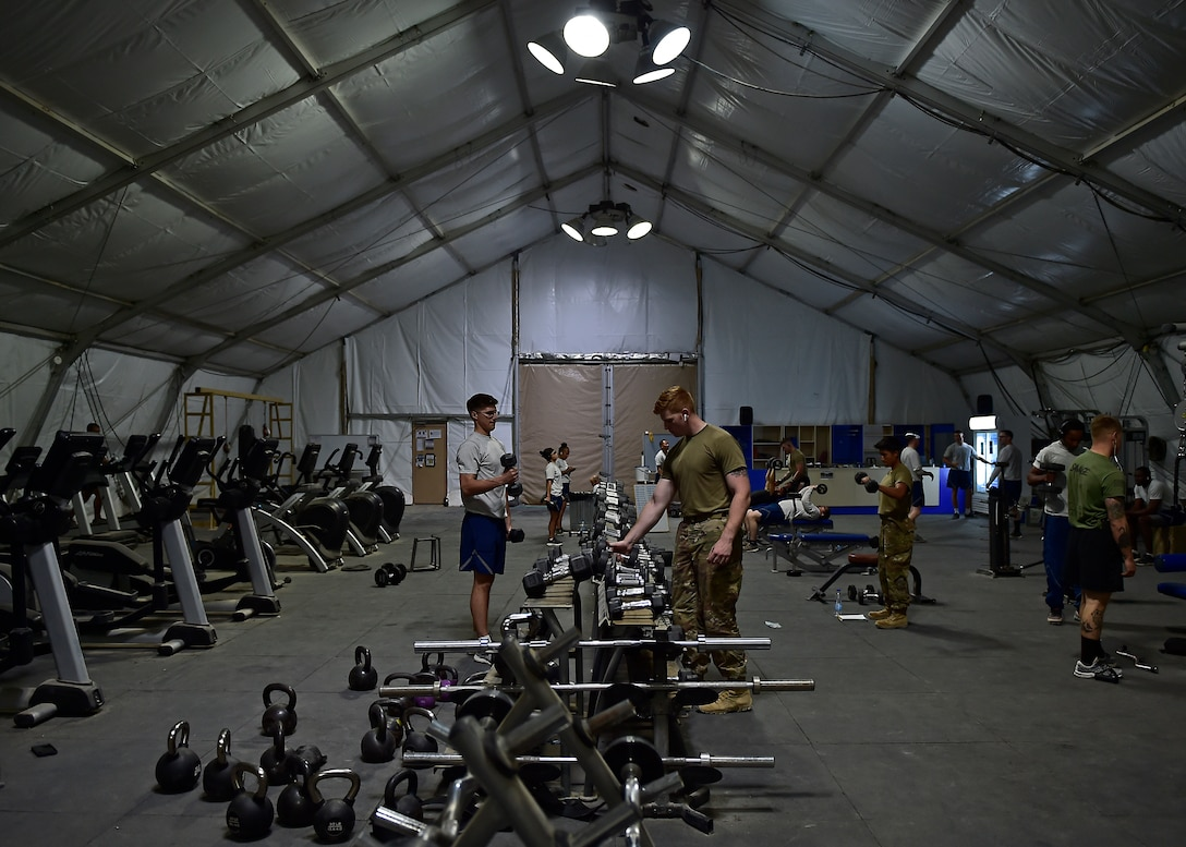 Prince Sultan Air Base remains fit to fight