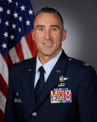 39th FTS changes command