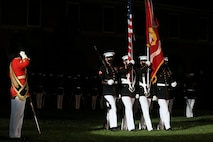 "The 19th Sergeant Major of the Marine Corps, Sgt. Maj. Troy E. Black, hosted last night's ceremony, and the guest of honor was the Senior Enlisted Advisor to the Chairman of the Joint Chiefs of Staff, Ramón ""CZ"" Colón-López."