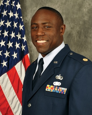Maj. Audric Bills is the 445th Airlift Wing Equal Opportunity Office director.