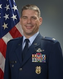 Col. Kenneth Ostrat official photo.