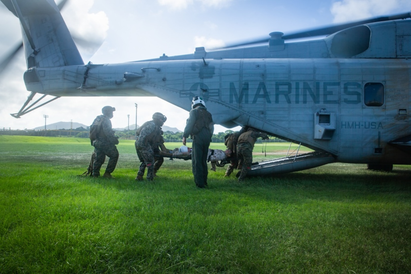 31st MEU completes two weeks of mission planning and execution at MEUEX