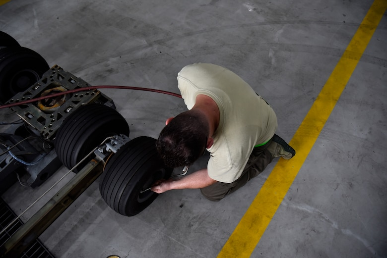 Inflate a tire