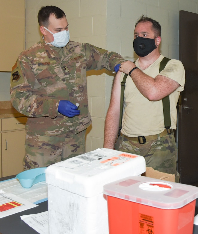117 MDG Brings Medical Services to Units