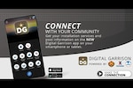 The Army has launched the new Digital Garrison mobile app that provides information and facilitates access to a full array of on-post services, as part of a partnership between Army Installation Management Command and the Army & Air Force Exchange Service, or AAFES.