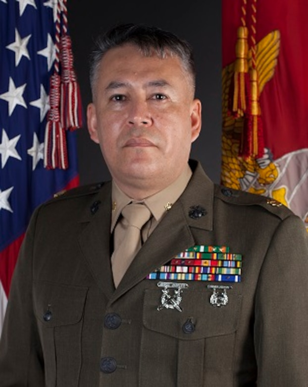 Major Ray N. Gomez