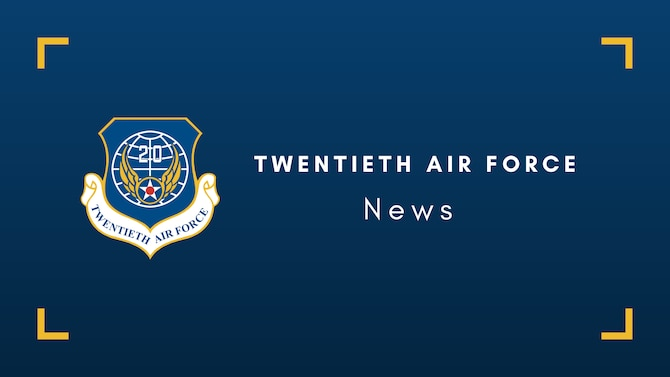 Twentieth Air Force News graphic