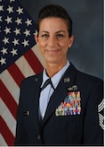 Chief Master Sergeant Kristina Bricker Montgomery
