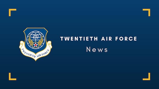 Twentieth Air Force News graphic