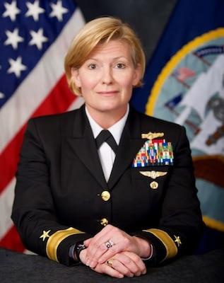 Rear Admiral Berg