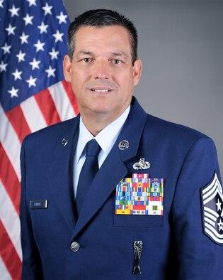 CMSgt Gerald Raynal