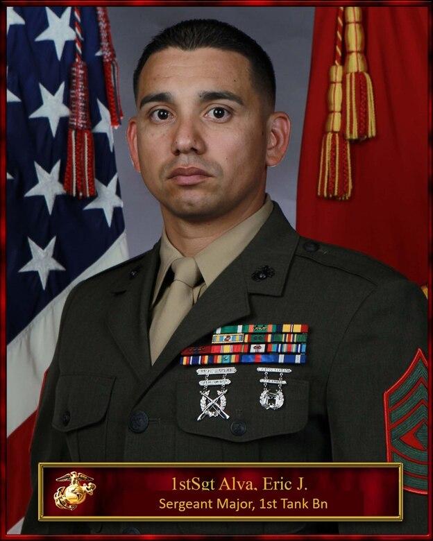 Professional Photo for the Bn SgtMaj