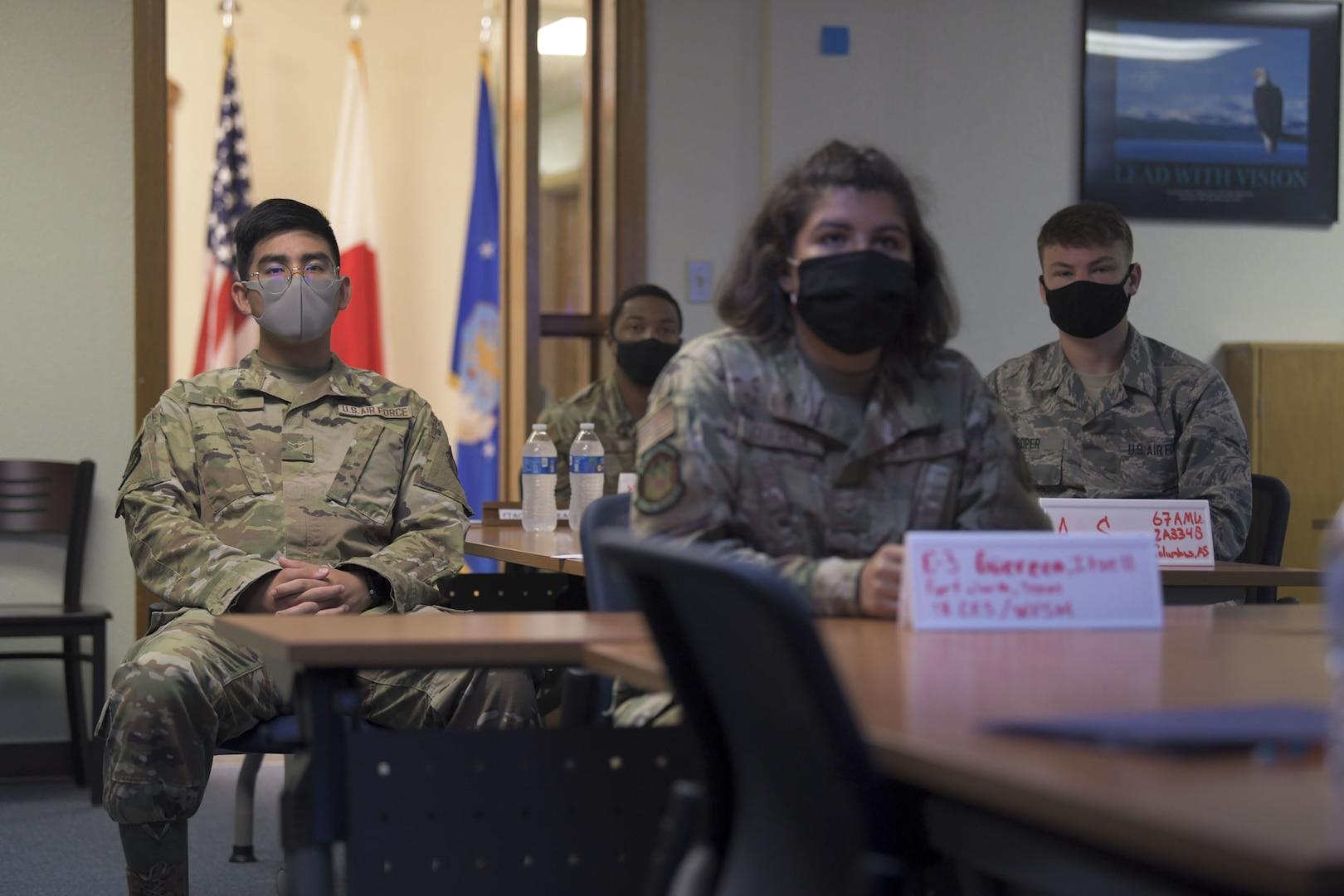 Virtual First Term Airmen Course