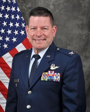 Colonel Shawn Werchan is the Vice Commander of the 445th Airlift Wing, Wright-Patterson Air Force Base, Ohio