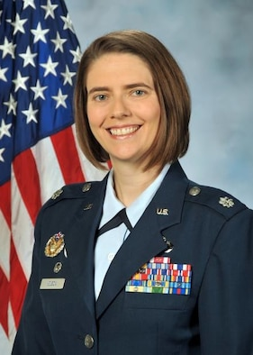 Lt. Col. Olivia D. Nelson is the Commander, 351st Recruiting Squadron, Air Force Reserve Command Recruiting  Service, Marietta, Ga.