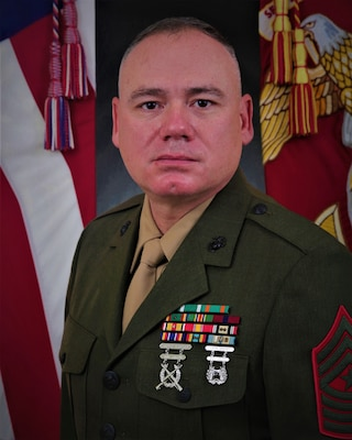Sergeant Major, Marine Aviation Logistics Squadron 49